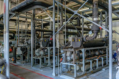 Free Chiller Unit Royalty Free Stock Photography - 33161037