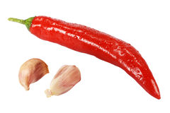 Chilli And Garlic Stock Images