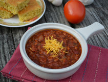 Chilli and cheese Stock Photos