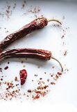 chilli chili red pepper Royalty Free Stock Images