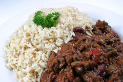 Chilli Con Carne royalty free stock images