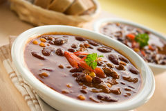Chilli con carne Stock Photography