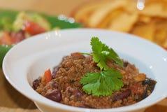 Chilli con Carne Stock Image