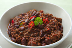 Chilli Con Carne Stock Photos