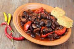 Chilli dish Stock Photos