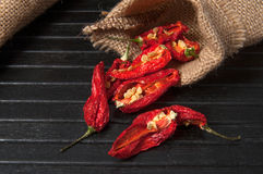 Chilli hot Stock Photos