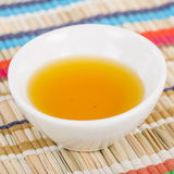 Chilli Olive Oil Royalty Free Stock Photo