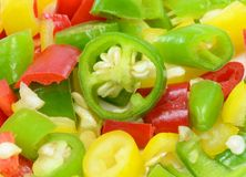 Chilli Pepper Background royalty free stock images