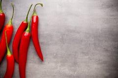 Chilli pepper. Stock Image