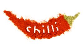 Chilli pepper Stock Image