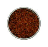Chilli pepper spices. Chilli pepper from a set of 18 spices in the same one style isolated on white Stock Photo