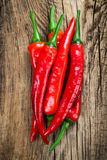 Chilli Pepper Stock Photography