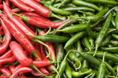 Chilli peppers royalty free stock photography