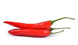 Chilli peppers Royalty Free Stock Images