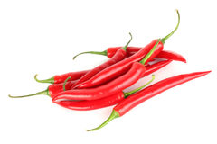 Chilli pile Royalty Free Stock Images