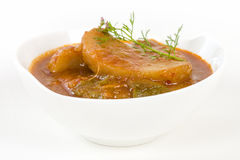 Chilli Potatoes Stock Photo