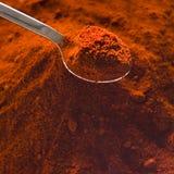 Chilli powder Royalty Free Stock Photo