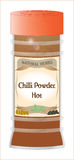 Chilli Powder Hot Royalty Free Stock Photo