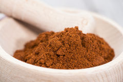 Chilli Powder Royalty Free Stock Image