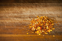 Chilli Seeds Stock Image