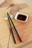 Chilli Soy Sauce Stock Photos