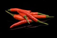 Chillies Stock Photos