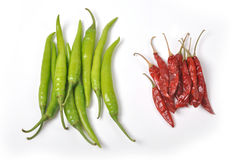Chillies Royalty Free Stock Image