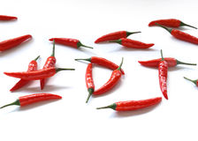 chillies Obrazy Royalty Free