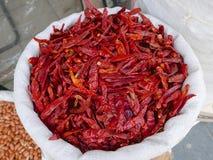 chillies Zdjęcie Stock