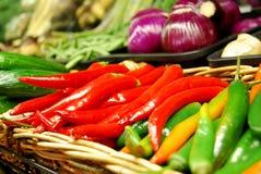 chillies Zdjęcie Royalty Free