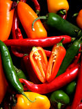 Chillies Royalty Free Stock Photos