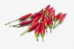 chillies czerwoni Zdjęcia Stock