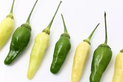 Chillies Stock Photo