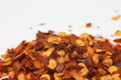 chillies miażdżący Obraz Stock