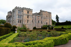 Chilligham Castle Stock Images