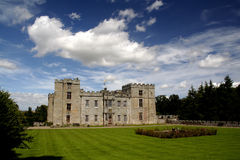 Chillingham castle Royalty Free Stock Photos