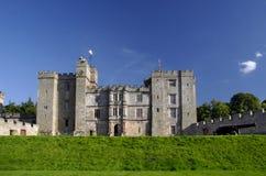 Chillingham Castle Stock Image