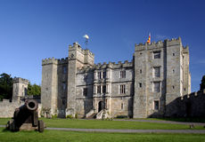 Chillingham Castle Royalty Free Stock Images