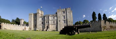 Chillingham Castle Stock Photos