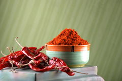 Chillipowder Stock Images
