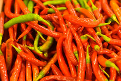 Chillis Stock Photography
