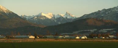 Chilliwack, Britisch-Columbia Lizenzfreies Stockfoto