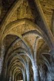 Chillon城堡土牢  库存图片