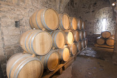 Chillon城堡,瑞士土牢  免版税库存照片