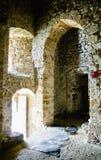 chillon замка Стоковая Фотография