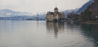 Chillon Royalty Free Stock Photography