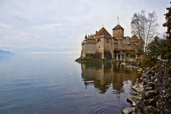 Chillon Stock Photo