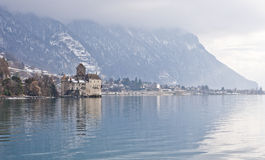 Chillon Royalty Free Stock Photos