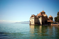 Chillon Castle Royalty Free Stock Photos