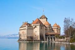 The Chillon Castle Stock Images